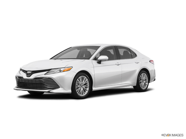 New 2019 Toyota Camry in Columbus, MS