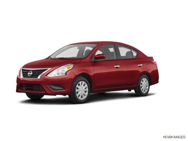 New 2019 Nissan Versa in Huntsville, AL