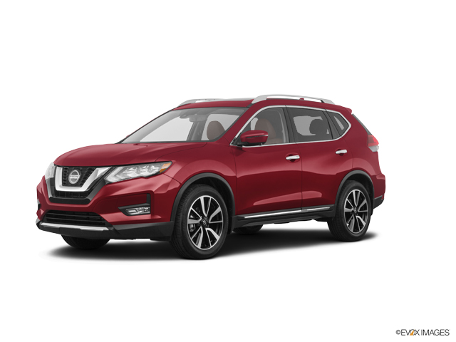 New 2019 Nissan Rogue in Orlando, FL