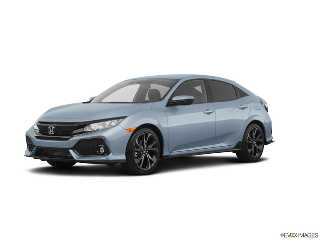 New 2019 Honda Civic Hatchback in Auburn, WA