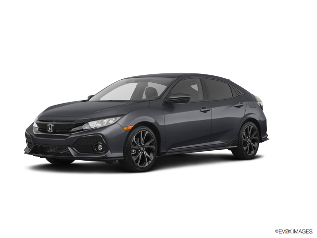 New 2019 Honda Civic Hatchback in Denville, NJ