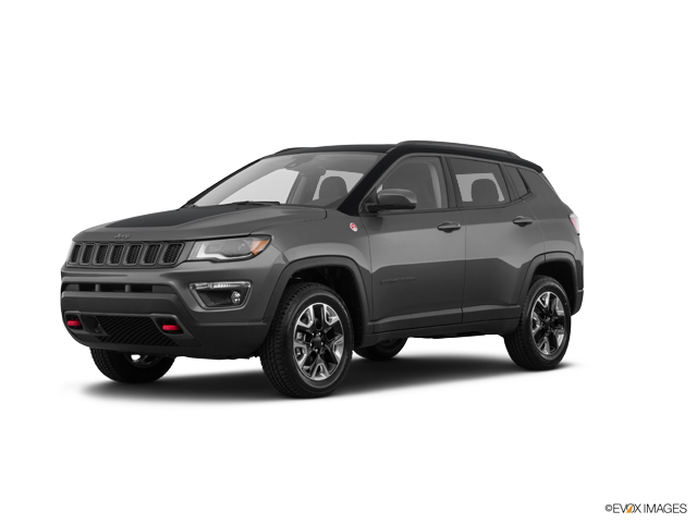 New 2019 Jeep Compass in Torrance, CA