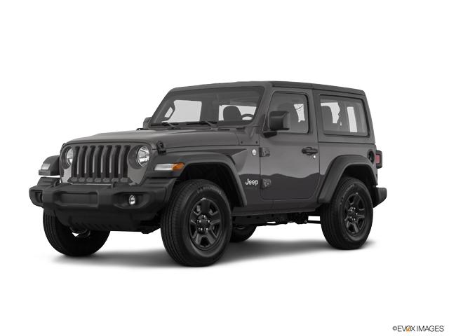 New 2019 Jeep Wrangler in Honolulu, HI