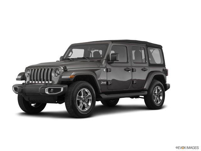 Used 2019 Jeep Wrangler Unlimited in San Diego, CA