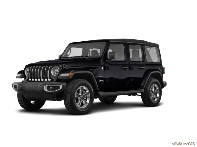 New 2019 Jeep Wrangler Unlimited in Greenville, TX