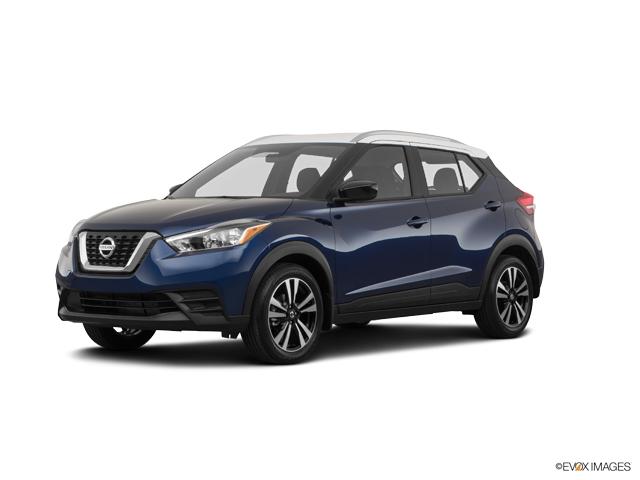 New 2019 Nissan Kicks in Hattiesburg, MS