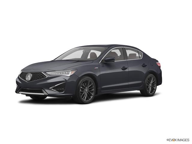 New 2019 Acura ILX in Fife, WA