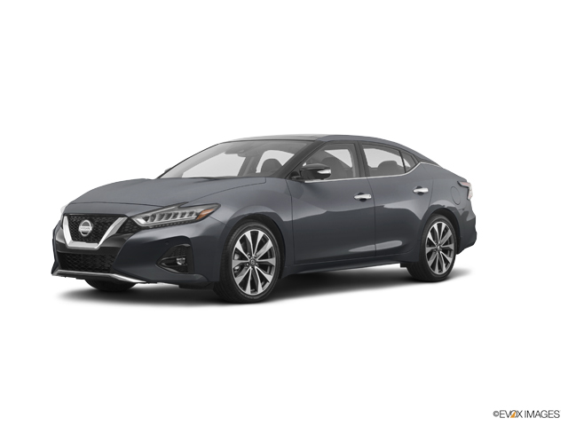 New 2019 Nissan Maxima in Huntsville, AL