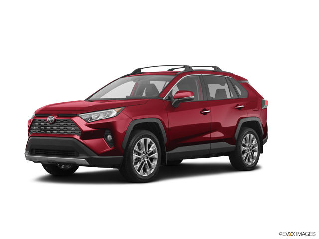 New 2019 Toyota RAV4 in Tulsa, OK