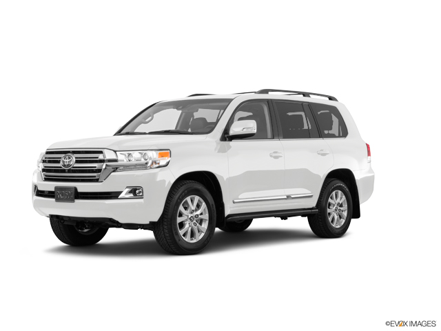 New 2019 Toyota Land Cruiser in Jackson, MS