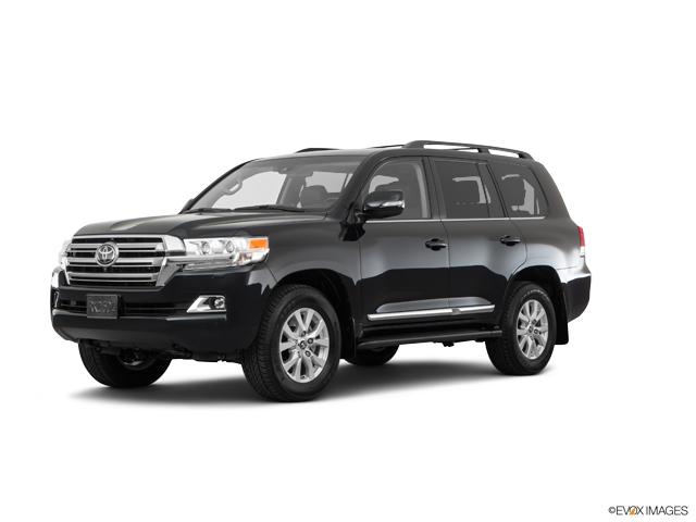 New 2019 Toyota Land Cruiser in Granbury, TX