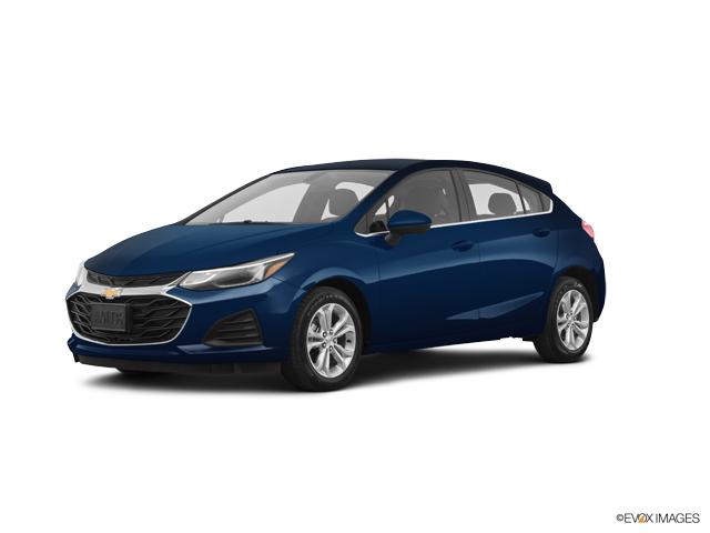 New 2019 Chevrolet Cruze in Fort Saskatchewan, AB