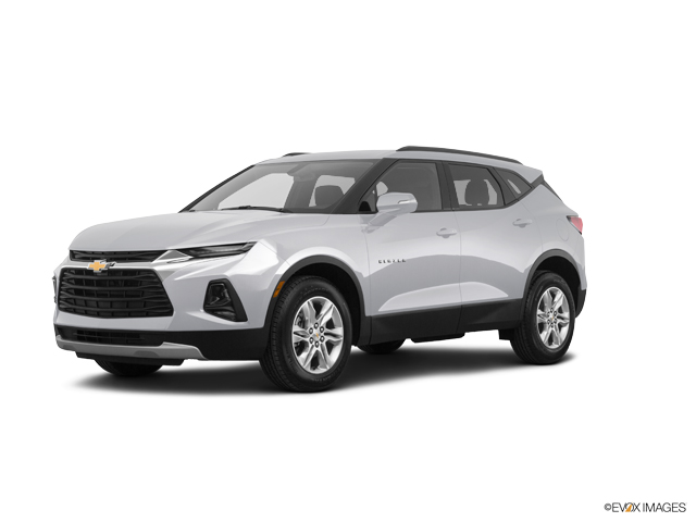 New 2019 Chevrolet Blazer in Kansas City, MO