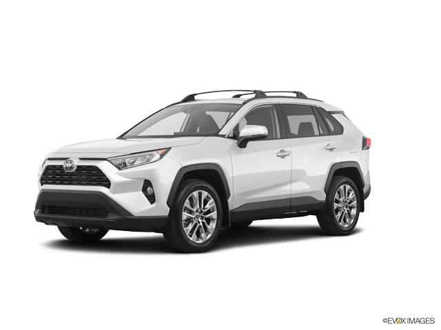 New 2019 Toyota RAV4 in Moss Point, MS