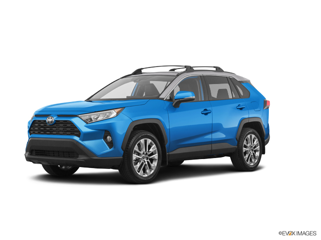 New 2019 Toyota RAV4 in Gallup, NM