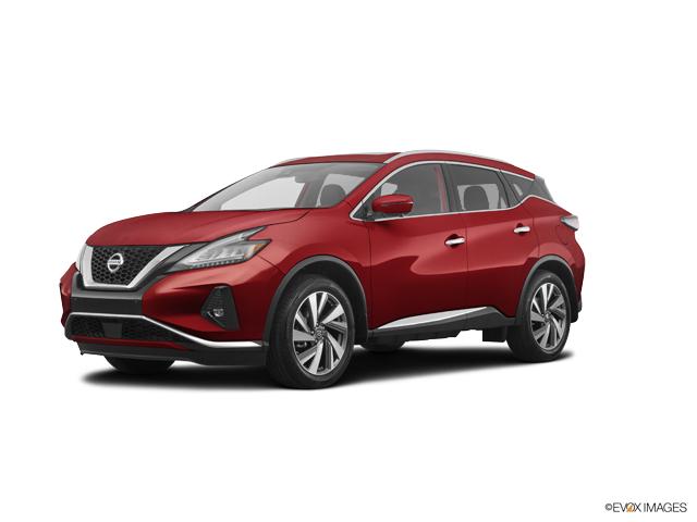 New 2019 Nissan Murano in Birmingham, AL