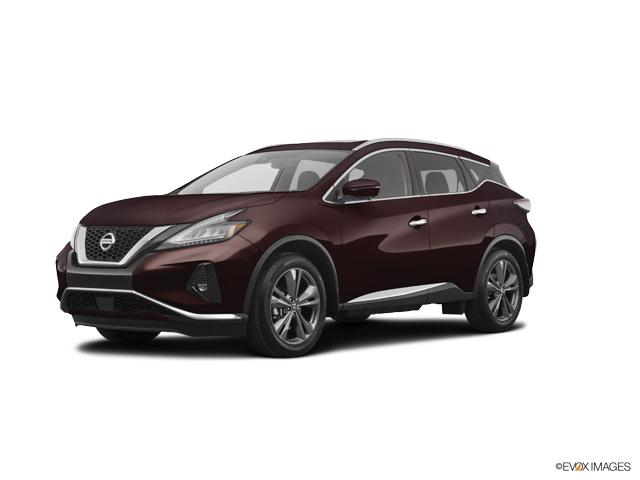 New 2019 Nissan Murano in Little River, SC