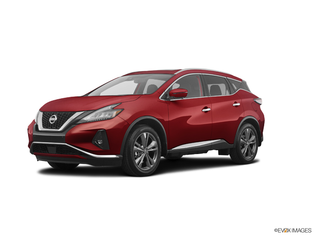 New 2019 Nissan Murano in Manchester, TN