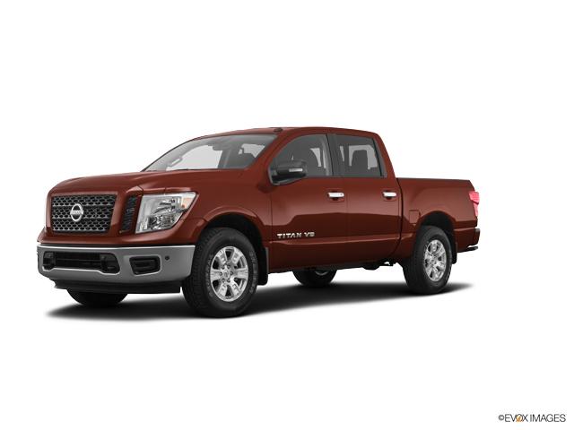 New 2019 Nissan Titan in Huntsville, AL