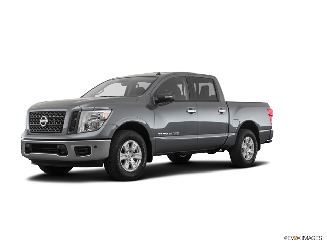 New 2019 Nissan Titan in San Jose, CA