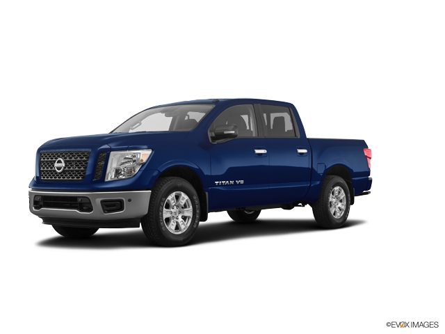 New 2019 Nissan Titan in Fort Pierce, FL