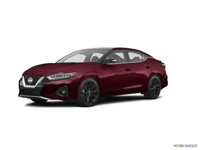 New 2019 Nissan Maxima in Salem, NH