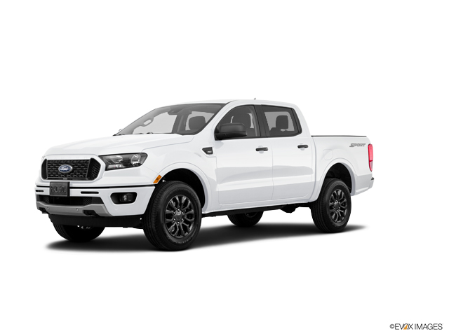 New 2019 Ford Ranger in Mattoon, IL
