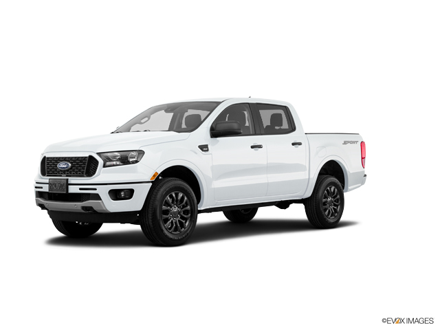 New 2019 Ford Ranger in Grenada, MS