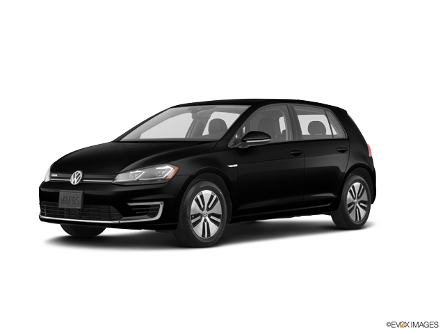 New 2019 Volkswagen e-Golf in Lynnwood, WA