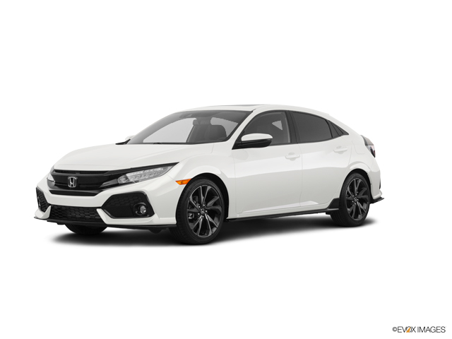 New 2019 Honda Civic Hatchback in Indianapolis, IN
