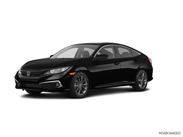 New 2019 Honda Civic Sedan in Yuma, AZ