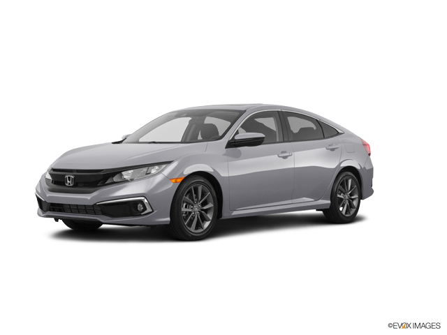 New 2019 Honda Civic Sedan in Cleveland, OH
