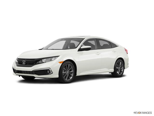 New 2019 Honda Civic Sedan in Yuma, AZ