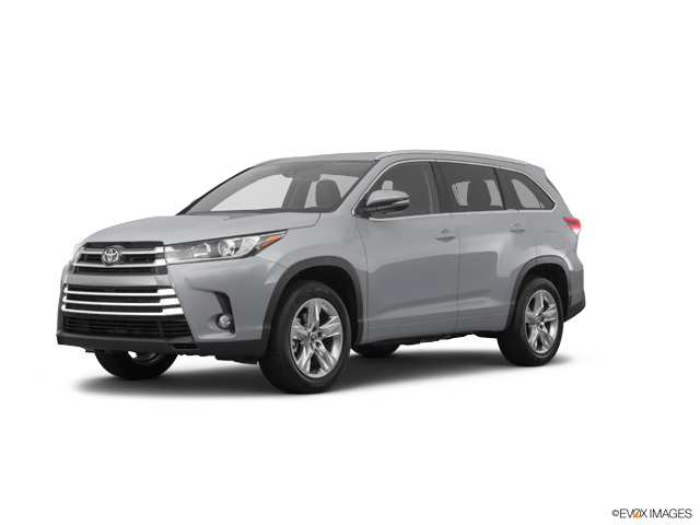 New 2019 Toyota Highlander in Akron, OH