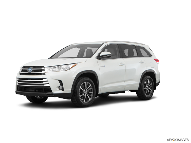 New 2019 Toyota Highlander Hybrid in Gilroy, CA