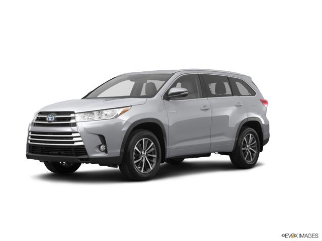New 2019 Toyota Highlander in Granbury, TX