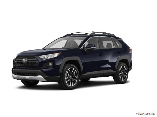 New 2019 Toyota RAV4 in Gallup, NM