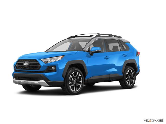 New 2019 Toyota RAV4 in Walla Walla, WA
