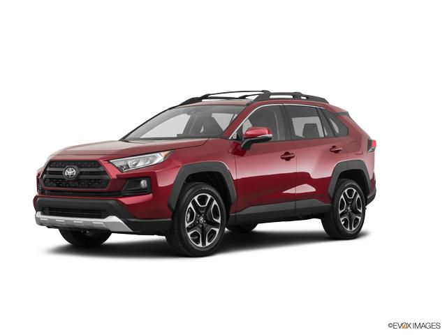 New 2019 Toyota RAV4 in Hurst, TX
