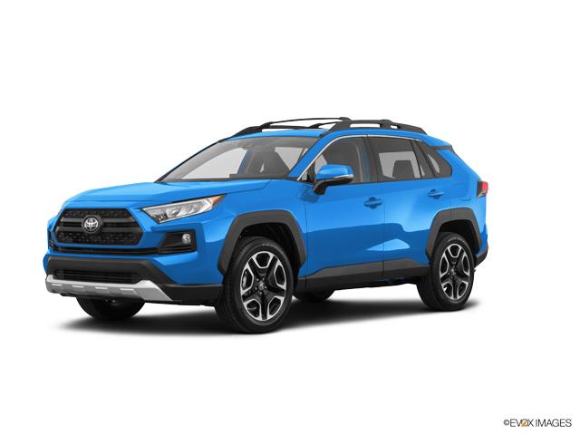 New 2019 Toyota RAV4 in Santee, CA