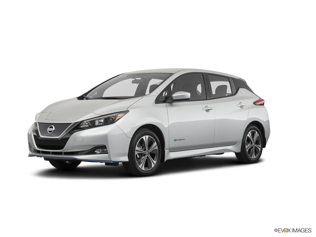 New 2019 Nissan LEAF in San Jose, CA