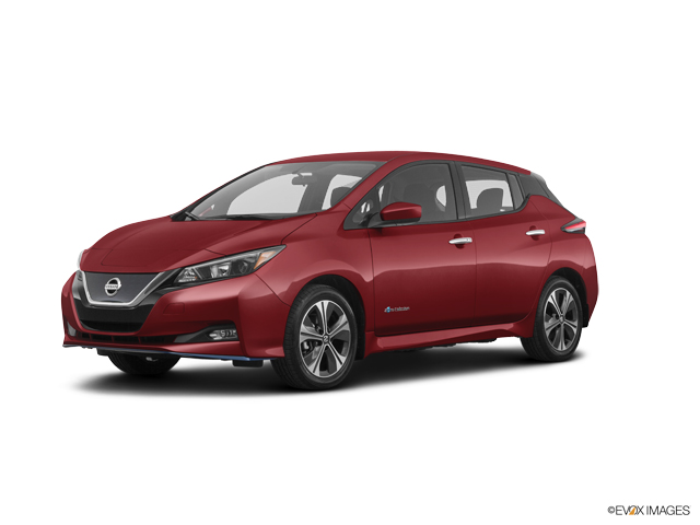 New 2019 Nissan LEAF in Huntsville, AL