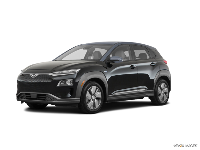 New 2019 Hyundai Kona EV in Tracy, CA