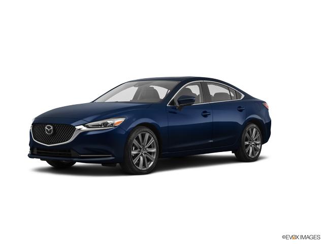 New 2019 Mazda Mazda6 in Honolulu, HI