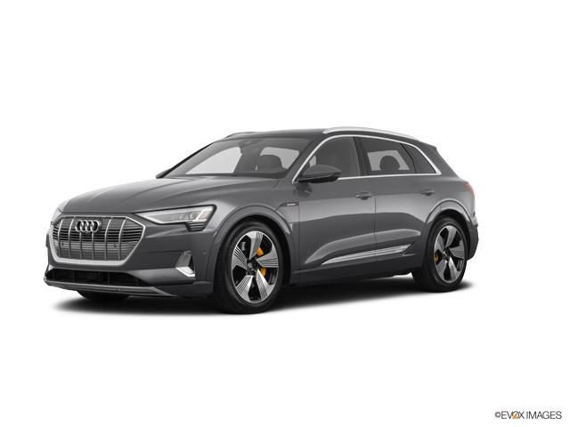 New 2019 Audi e-tron in Lynnwood, WA