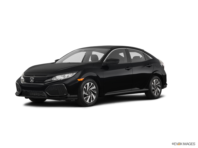 New 2019 Honda Civic Hatchback in North Olmsted, OH