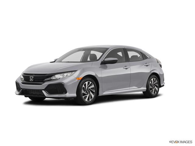 New 2019 Honda Civic Hatchback in Highland Park, IL