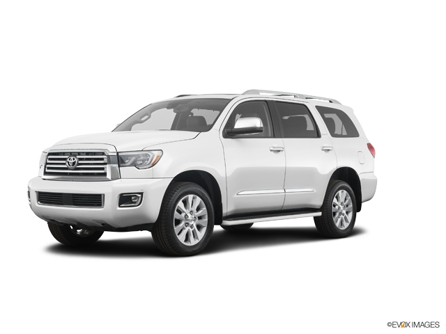 New 2019 Toyota Sequoia in Cleveland, OH