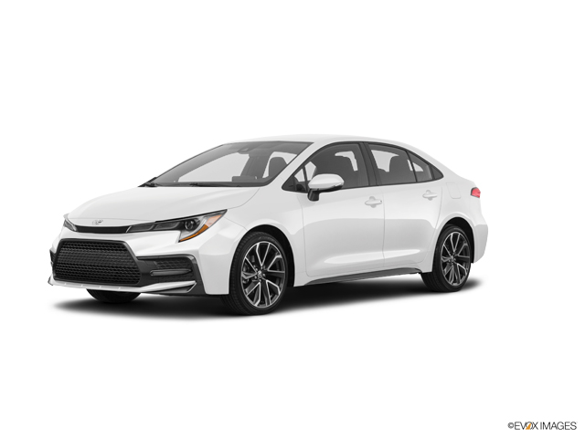 New 2020 Toyota Corolla in Gilroy, CA