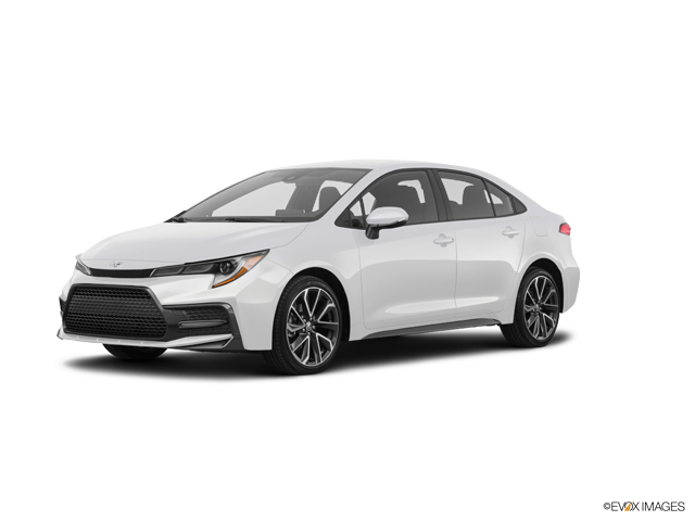 New 2020 Toyota Corolla in Aurora, CO